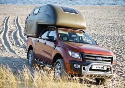 AZAR4 - Entwicklung eines Camper für 4x4 Pickup - kapsula na plazy 400x284 - unser Angebot