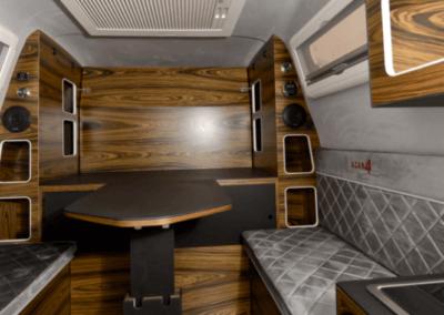 AZAR4 - Entwicklung eines Camper für 4x4 Pickup - 1interior 400x284 - Camper Pickup - anders verwenden!