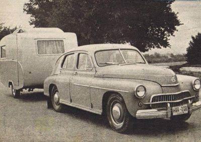 AZAR4 - Entwicklung eines Camper für 4x4 Pickup - 115 przyczepa tramp oldtimery com 400x284 - Kleine Geschichte des Caravanings (für Camper auf einem Pickup)