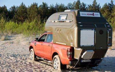 AZAR4 - Entwicklung eines Camper für 4x4 Pickup - AZAR4 400x250 - Blog