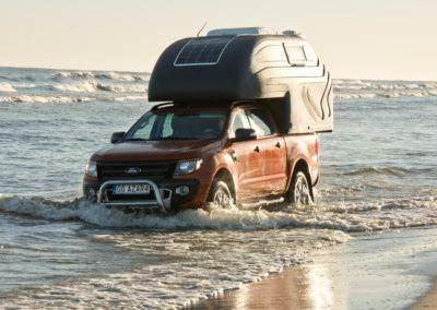 AZAR4 - Entwicklung eines Camper für 4x4 Pickup - DSC5808 D01 min 400x284 - Bedarf die Kabine für den Pickup einer Wartung? AZAR4-Geländekabine