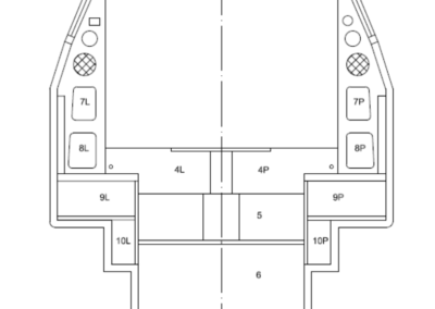 AZAR4 - Entwicklung eines Camper für 4x4 Pickup - 3 400x284 - Wie viel Gepäck passt in einen kompakten Camper auf einem Pickup AZAR4? Pickup Camper