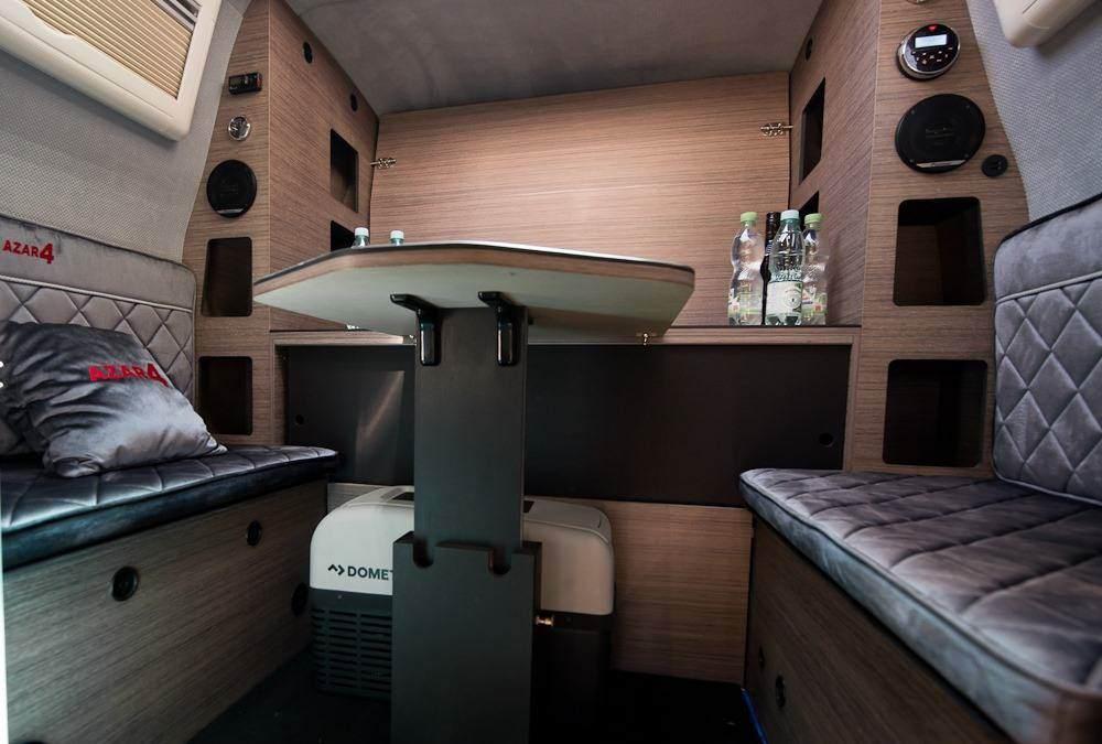 AZAR4 - Entwicklung eines Camper für 4x4 Pickup - 68616005 2485678118377574 8811338695819919360 o - Geben Sie der Hitze keine Chance im Anbau des Pickups (Camper 4x4)