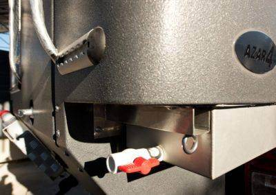 AZAR4 - Entwicklung eines Camper für 4x4 Pickup - 2 400x284 - Isolierung bei AZAR4. Welche Isolationslösungen sind in der Kapsel installiert?