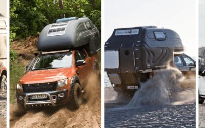 AZAR4 - Entwicklung eines Camper für 4x4 Pickup - Projekt bez tytułu 400x250 - Geben Sie der Hitze keine Chance in der Kabine für den Pickup (Camper 4x4)