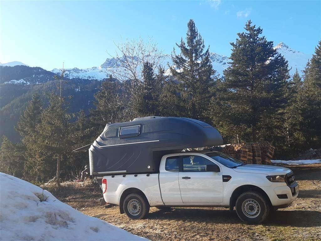 AZAR4 - Entwicklung eines Camper für 4x4 Pickup - lessel - Referenzen