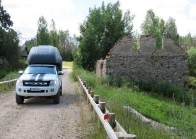 AZAR4 - Entwicklung eines Camper für 4x4 Pickup - 3 400x284 - Mit einem Pickup auf dem Camper durch Skandinavien