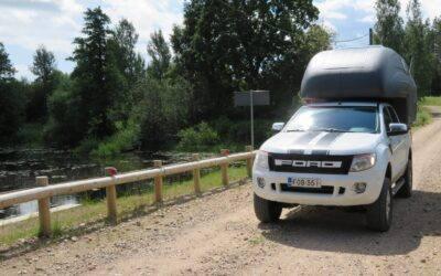 AZAR4 - Entwicklung eines Camper für 4x4 Pickup - IMG 0140 400x250 - Ökonomisches Caravaning. Wie kann man auf Reisen mit einem Pickup Camper Geld sparen?