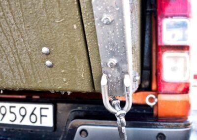 AZAR4 - Entwicklung eines Camper für 4x4 Pickup - 4 400x284 - Warum schneidet AZAR4 bei so schwierigen Wetterbedingungen so gut ab?